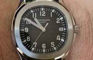 Patek Philippe Aquanaut 5167-1A-001 replica