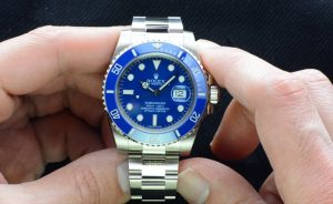 Replica rolex submariner 116619LB watches