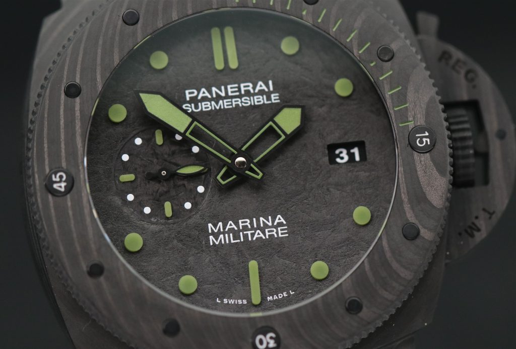 Panerai replica Submersible PAM 961