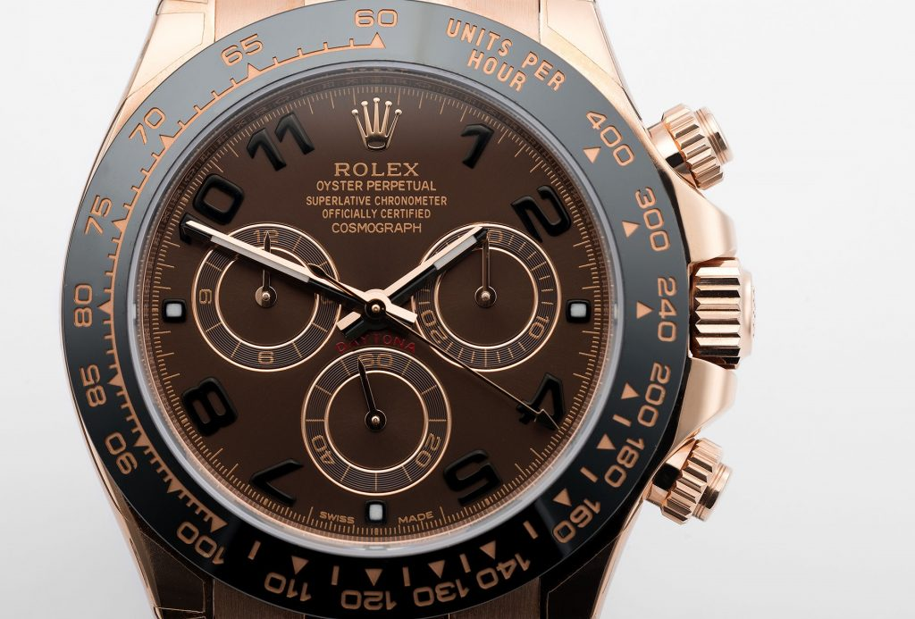 Rolex Daytona 116515LN fake