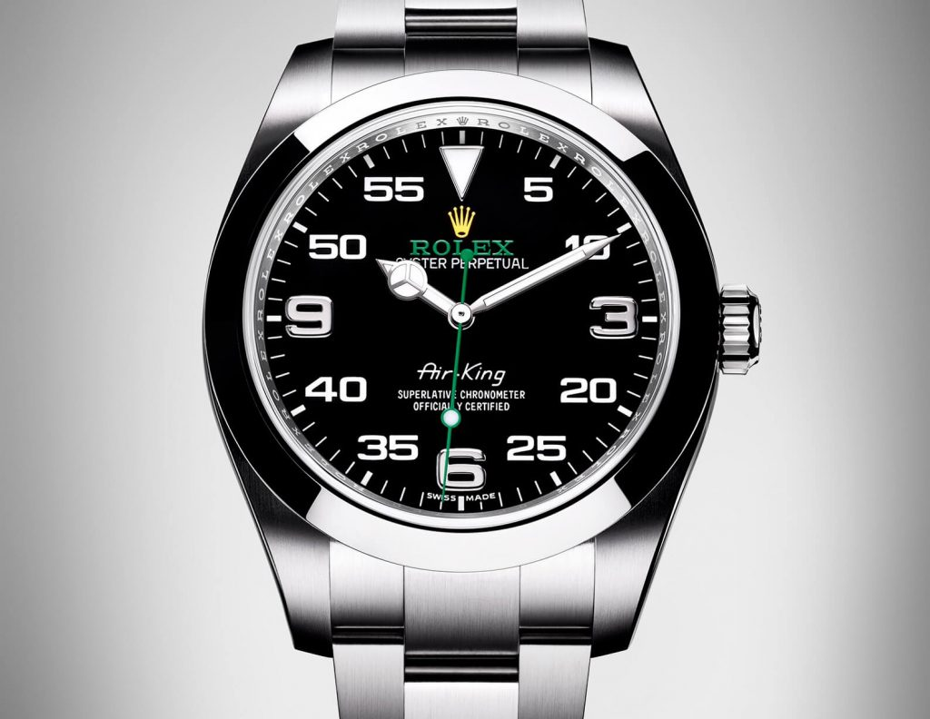 Rolex fake Air-King 116900