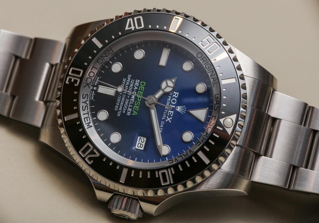 Rolex replica Deepsea 126660