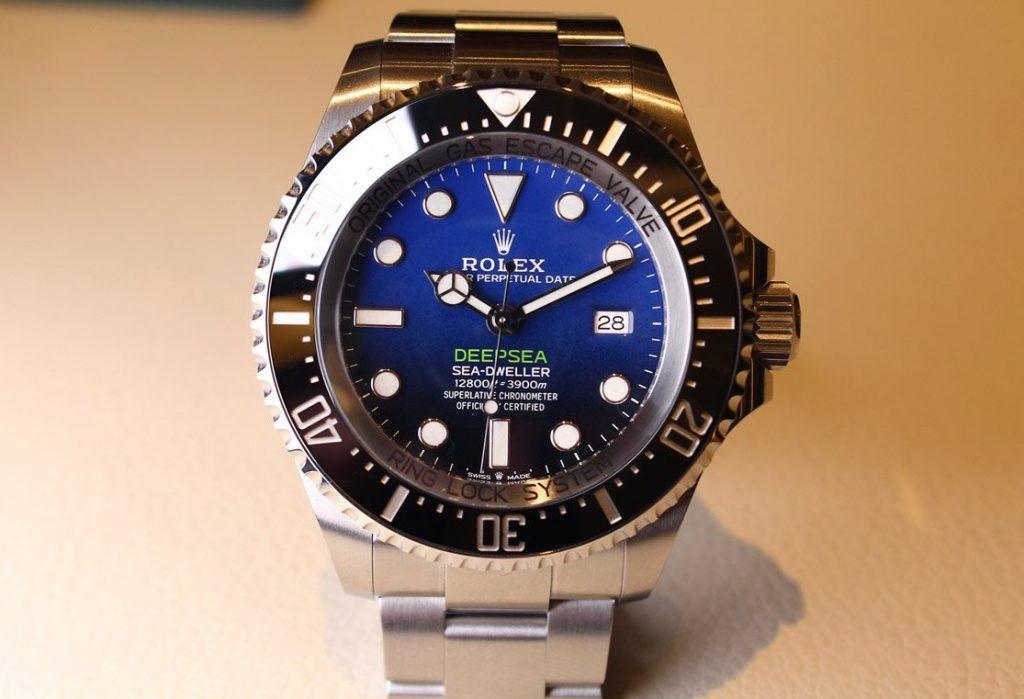 replica Rolex Deepsea 126660