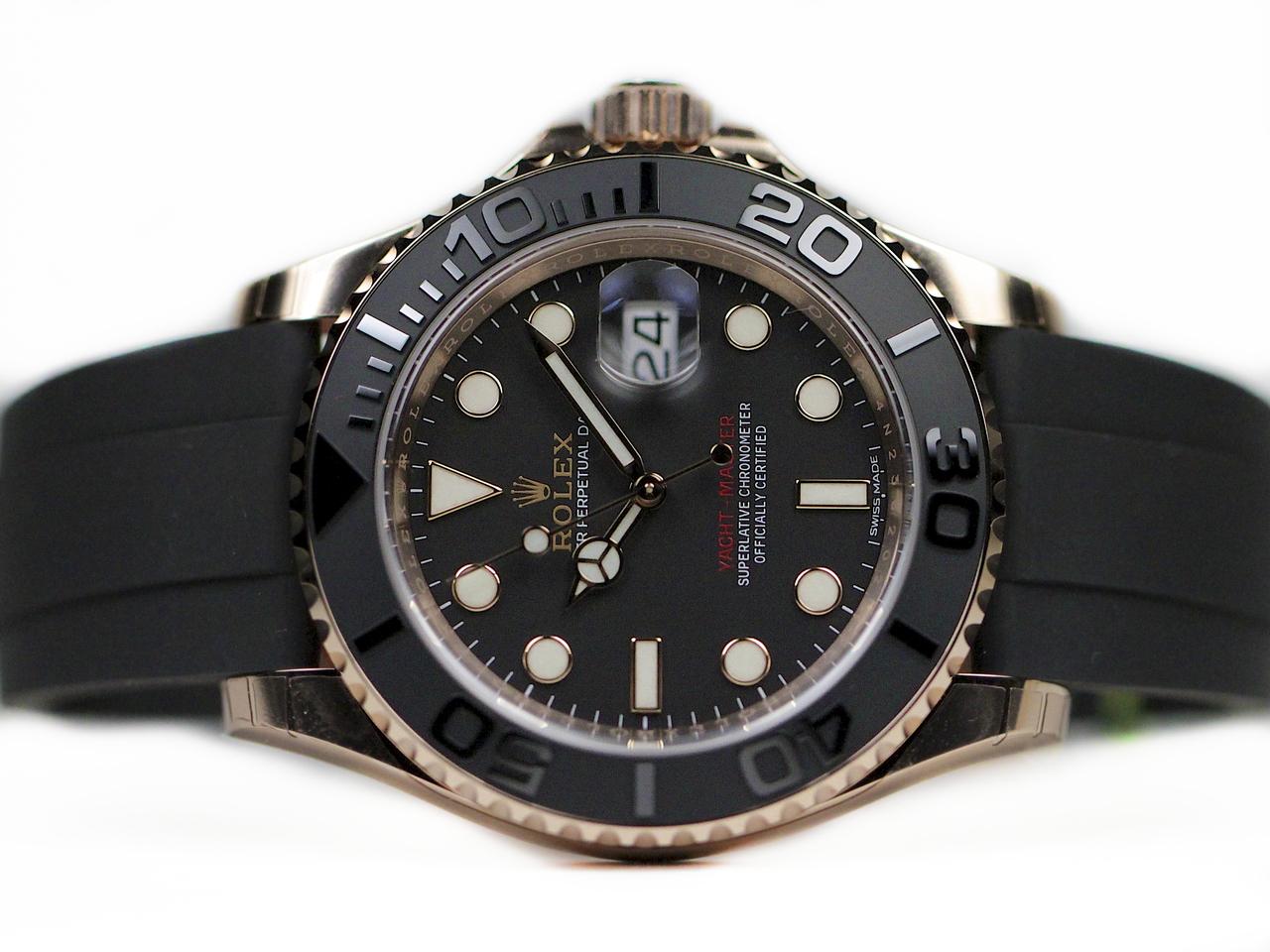 replica Rolex Yacht-Master 116655