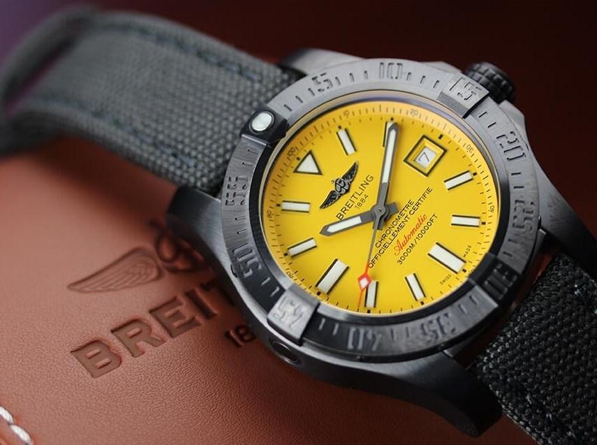Breitling Avenger II Seawolf A1733110 Replica watch