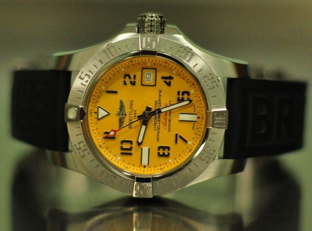 Replica Breitling Avenger II Seawolf A1733110 watch