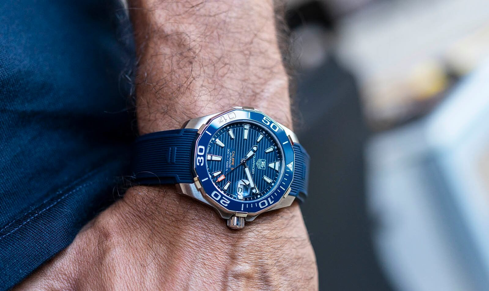 The Best TAG Heuer Aquaracer Replica 300m WAY201B.BA0927 Review
