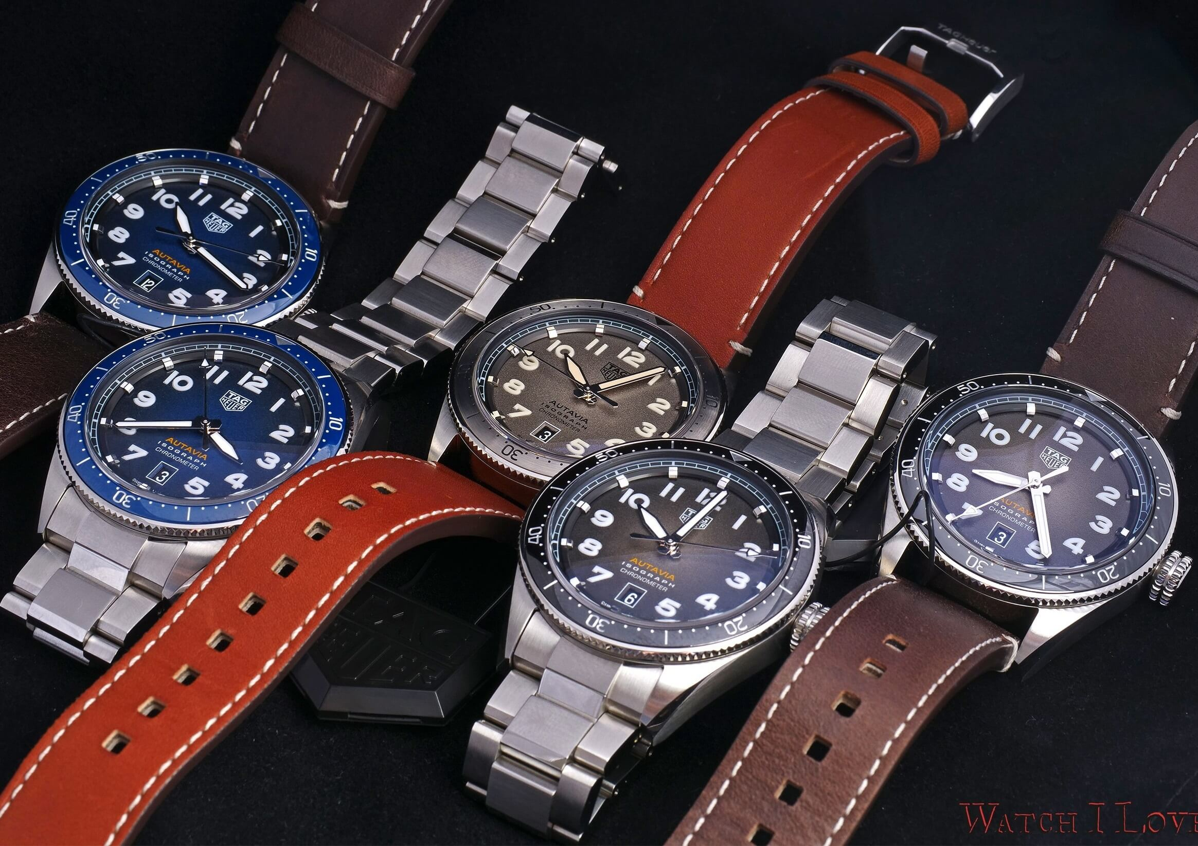 A Big Updating, TAG Heuer Autavia Isograph Collection Replica Watches