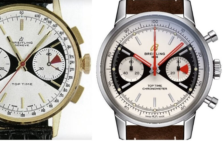 Back To 1960 Breitling Fake Top Time Limited Edition Review