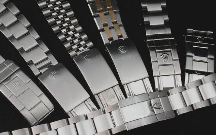 Fake Rolex Bracelets And Clasps Complete Guide