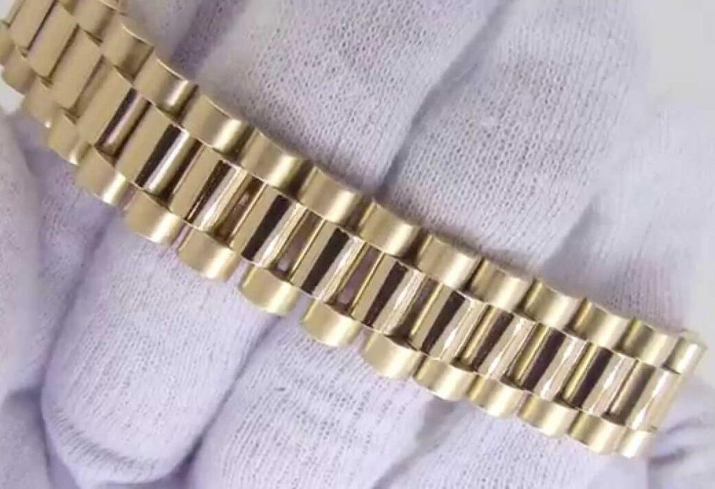 Fake Rolex President Bracelet