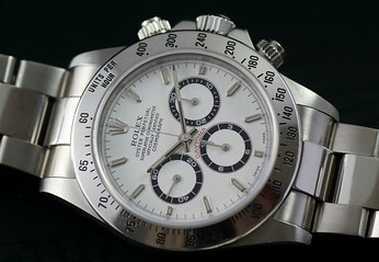 Rolex Daytona copy watch with Tachymeter Bezel