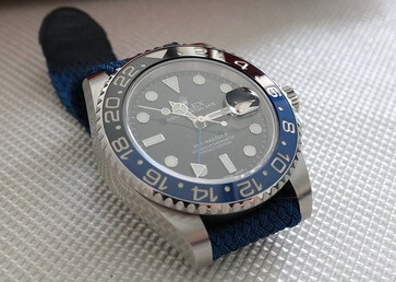 super clone Rolex GMT-Master II with 24-Hour Bezel