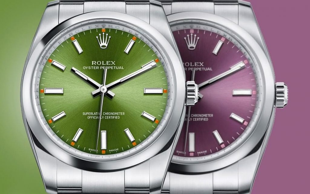 Imitation Rolex Oyster Perpetual 34 114200
