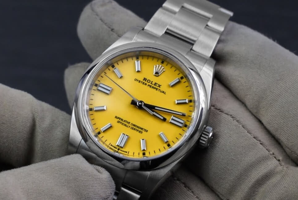 Imitation Rolex Oyster Perpetual 36 126000