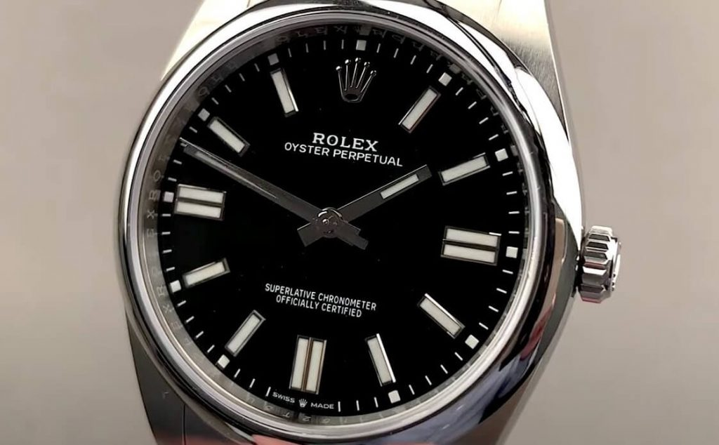 Imitation Rolex Oyster Perpetual 41 124300